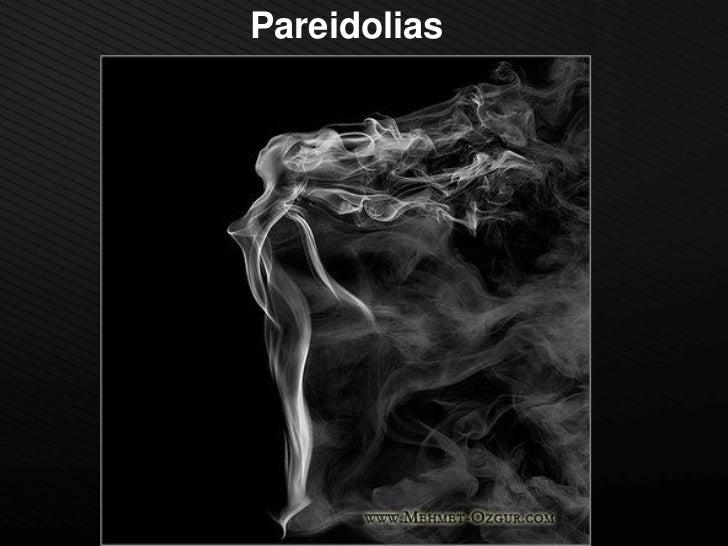 Pareidolias