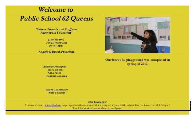 Parent Booklet 2010 2011