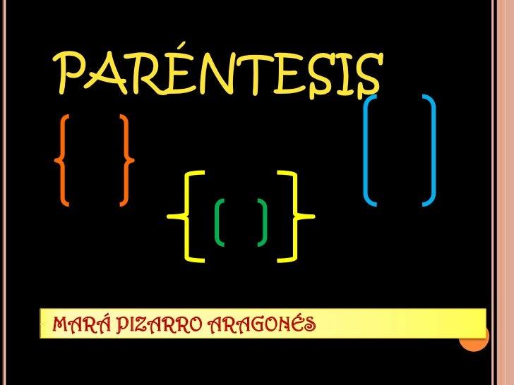 Parentesis EN EXPRESIONES ALGEBRAICAS
