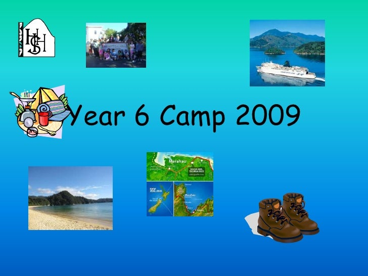 Year 6 Camp 2009<br />