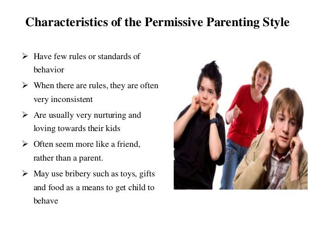 Correlating Parenting Styles with Child Behavior and Caries