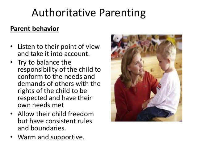 Essay On Parenting Styles