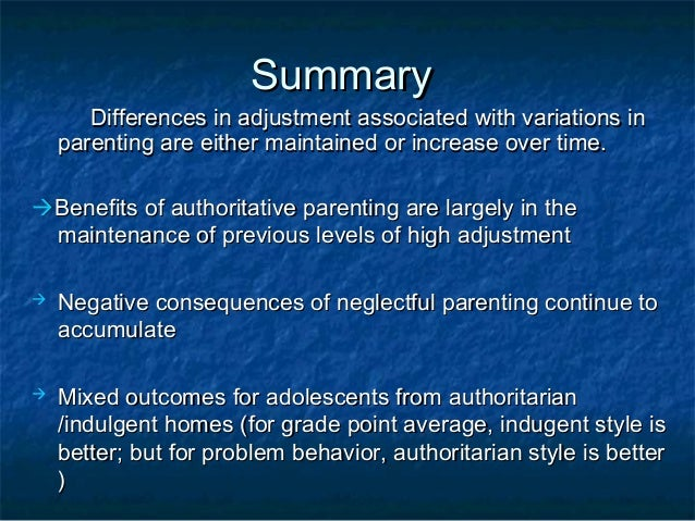 different parenting practices Psychologists recognize four parenting styles,  talk about parenting style, and how different styles  parenting practices and social and.