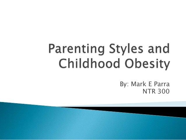 Essay On Authoritative Parenting