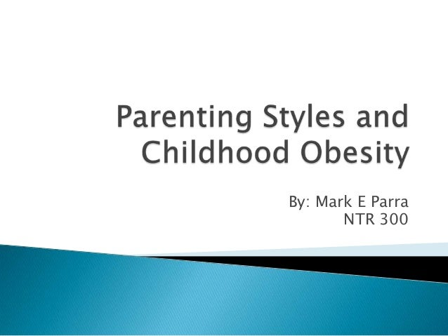 parenting styles essay