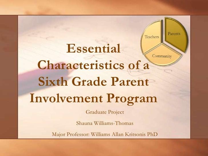 Dr. Kritsonis & Shuana Williams-Thomas