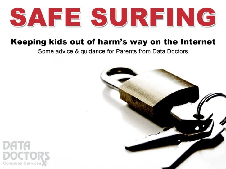 Safe Surfing for your Kids