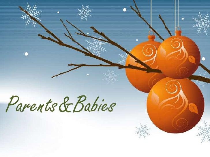 Parents&Babies<br />