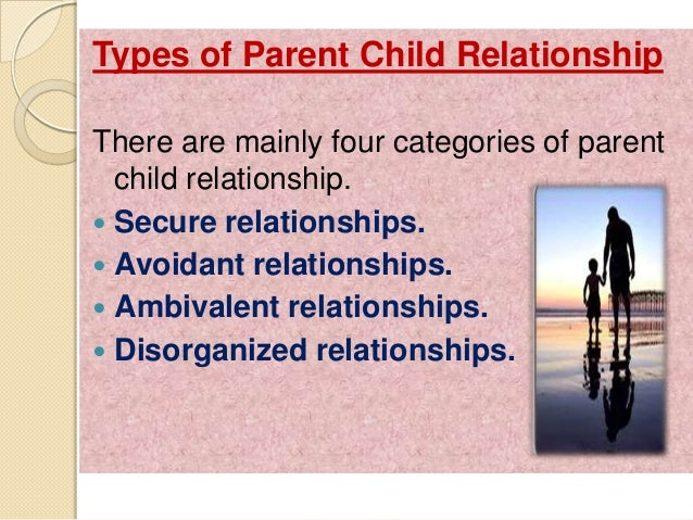 Essay on The Relationship between Parents and their Children