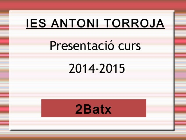 TUTORIA2batx_set2014
