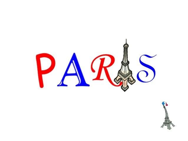 Paris - présentation générale
