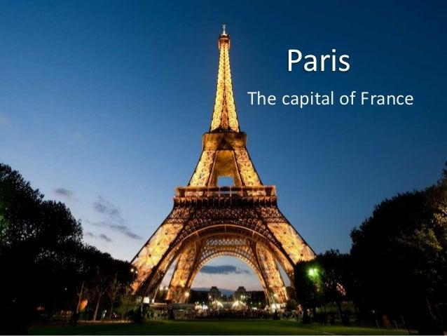 paris capitale de france - Image