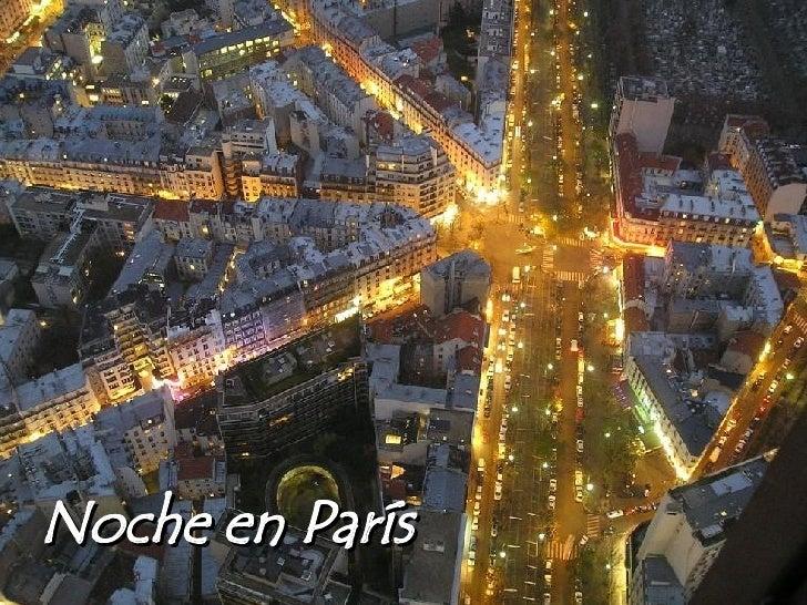 Noche en París