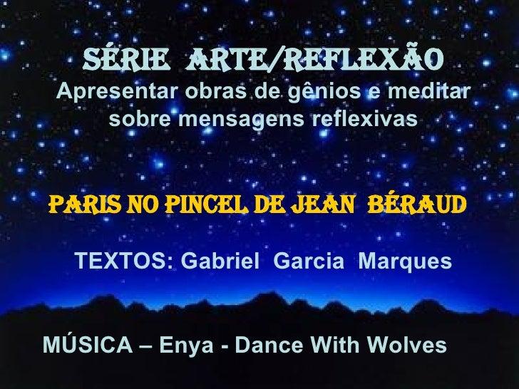 Paris No Pincel De Jean BèRaud Garcia Marques