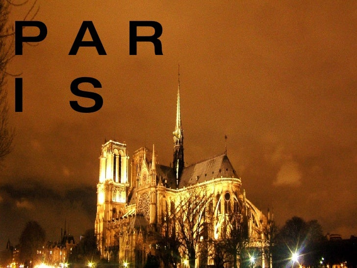 <ul><li>PARIS </li></ul>
