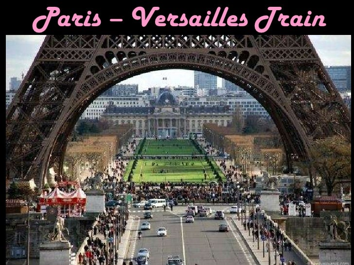 Paris – Versailles Train