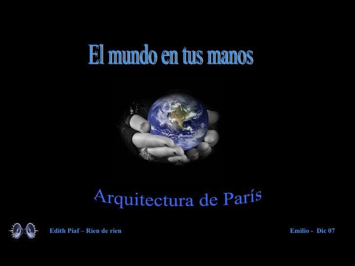 Paris Arquitectura(Jl)