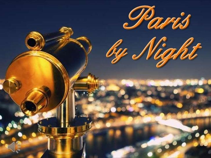 Paris by night. (v.m.)