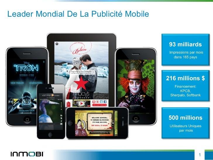 Leader Mondial De La Publicité Mobile                                        1