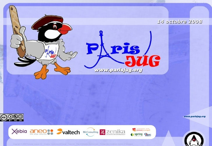 Osgi ParisJUG 2008-10-14