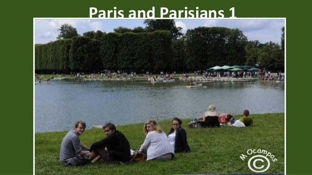 Paris and Parisians 1