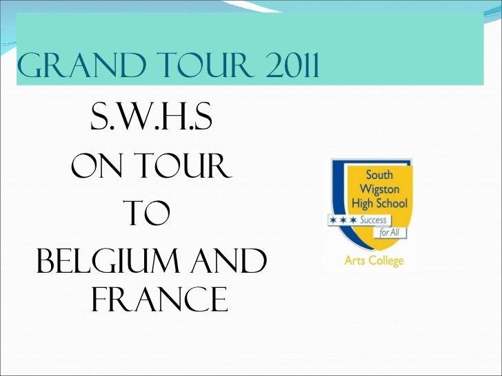 Paris Trip 2011