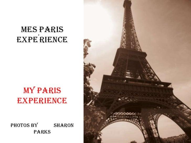 Paris trip pictures 070411 all