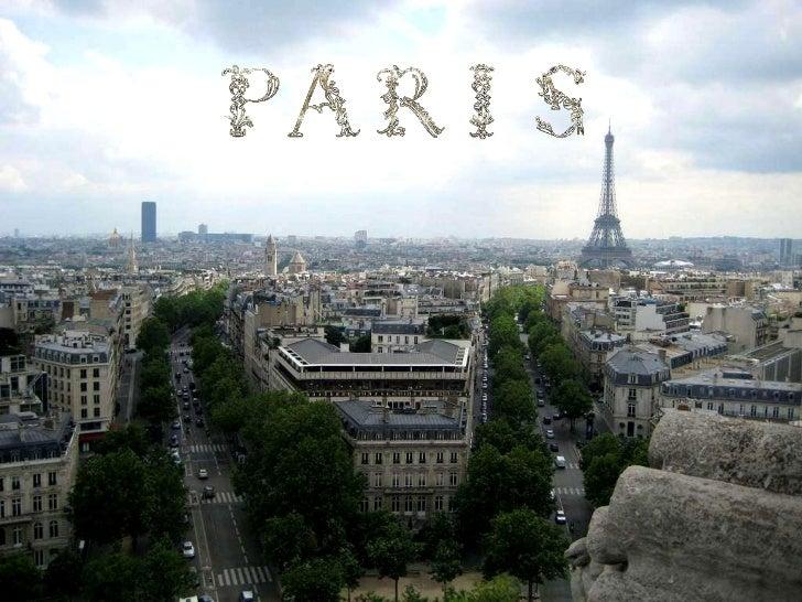 Paris, novas fotos