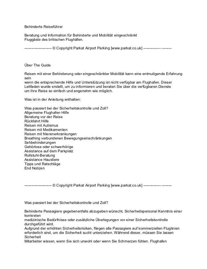 Behinderte ReiseführerBeratung und Information für Behinderte und Mobilität eingeschränktFluggäste des britischen Flughäfe...