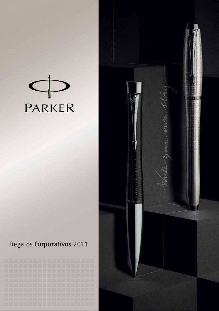 Catálogo Parker 2011