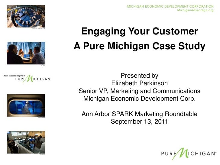 September 2011 - Marketing Roundtable - Elizabeth Parkinson