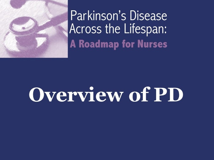 Overview of PD