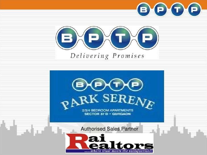Authorised Sales Partner<br />