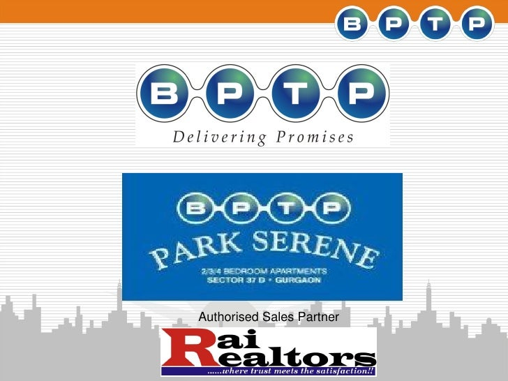 BPTP Park Serene && 9999913391 && BPTP Park serene 2nd phase Details