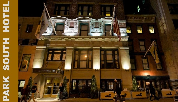 Park south hotel NYC