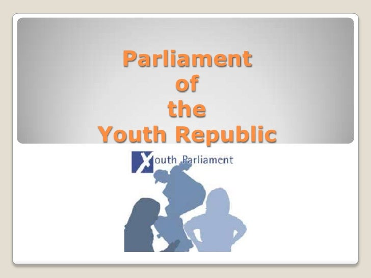 Parliament of the Youth Republic<br />