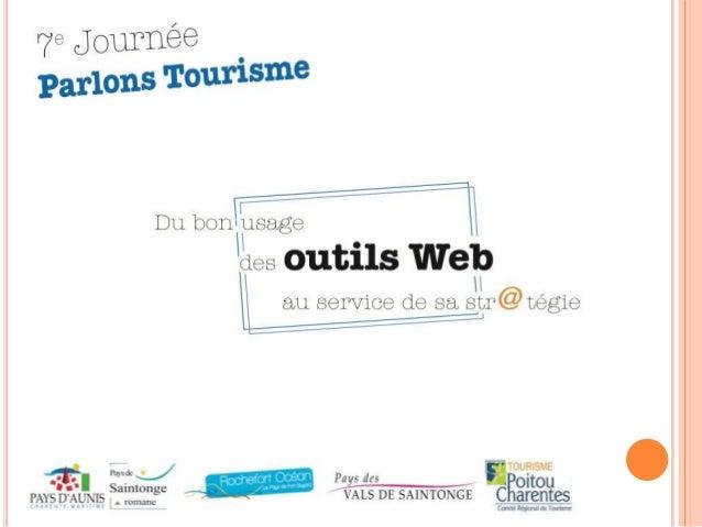 Parlons tourisme attentes et comportements des internautes en 2012-alix howard-patrice foresti