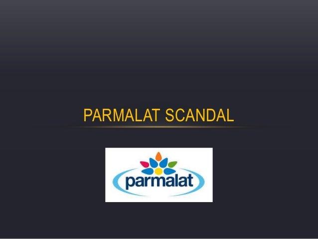parmalat fraud essays