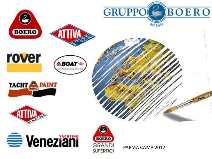 PARMA CAMP 2012