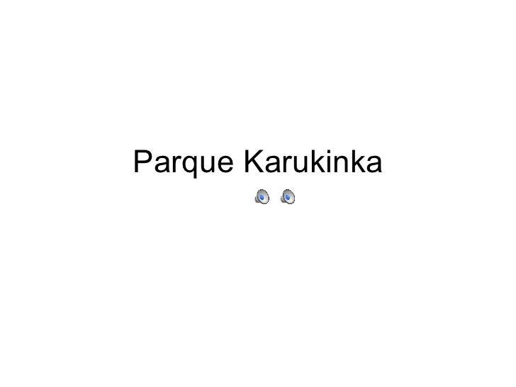 Parque Karukinka