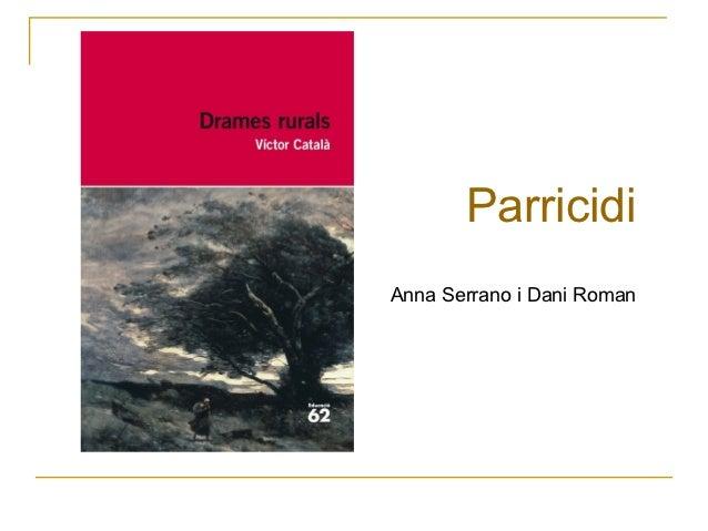 Parricidi