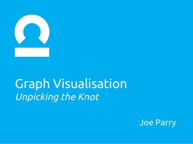 Joe Parry Graph Visualisation Unpicking the Knot