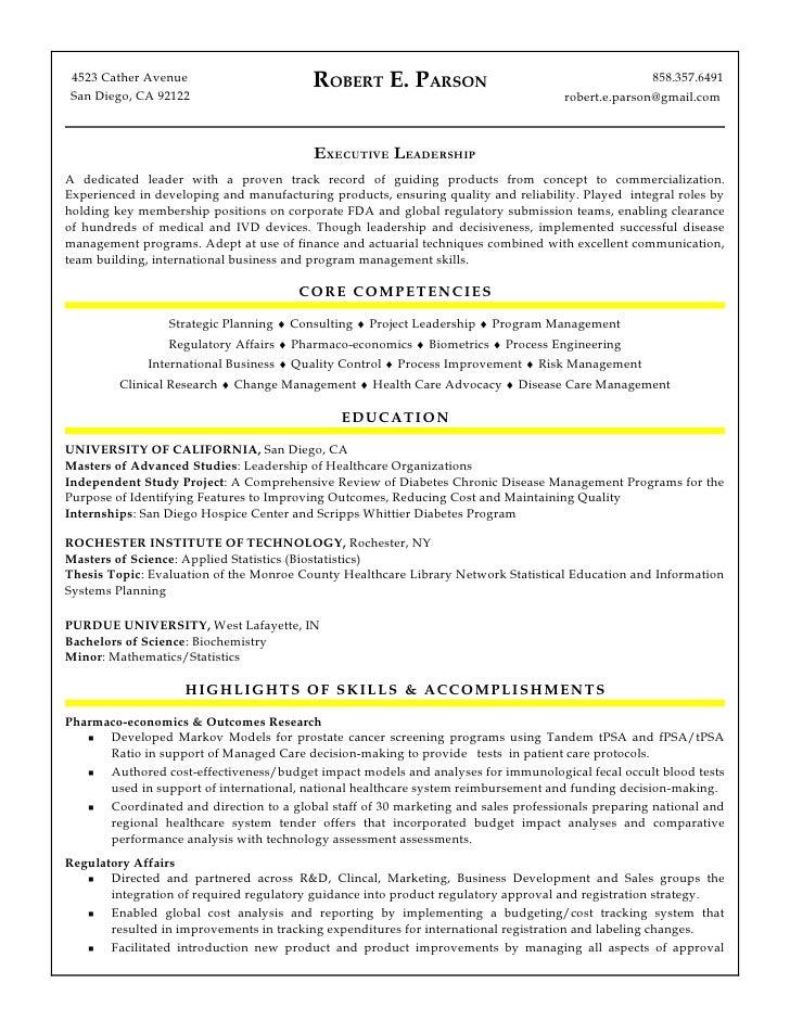 Biostatistics phd resume