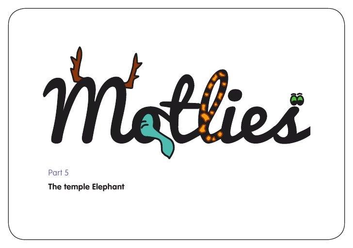 5 - The temple Elephant / www.motlies.com