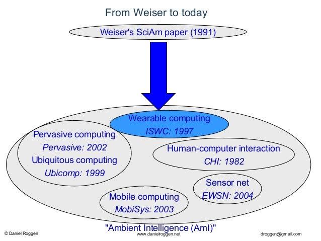 Ubiquitous Computing Applications 2002 Ubiquitous Computing