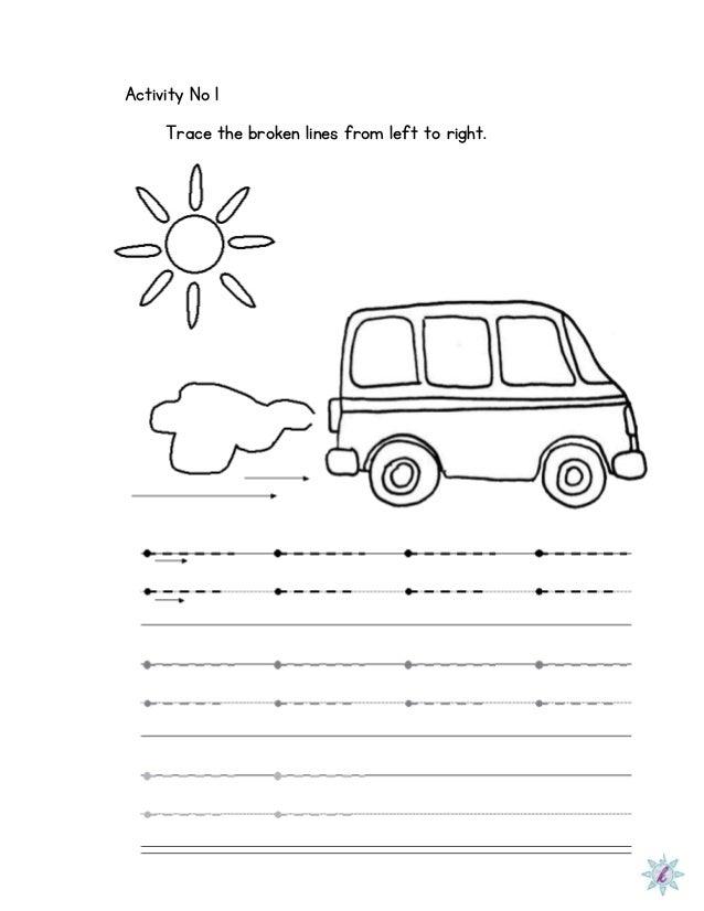 make a line graph worksheet