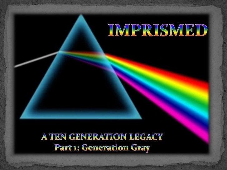 Imprismed - Gen 1: Gray