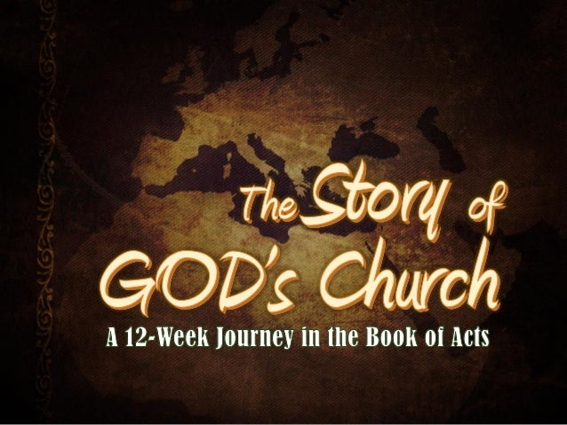 Part 12 - Advancing God's Kingdom