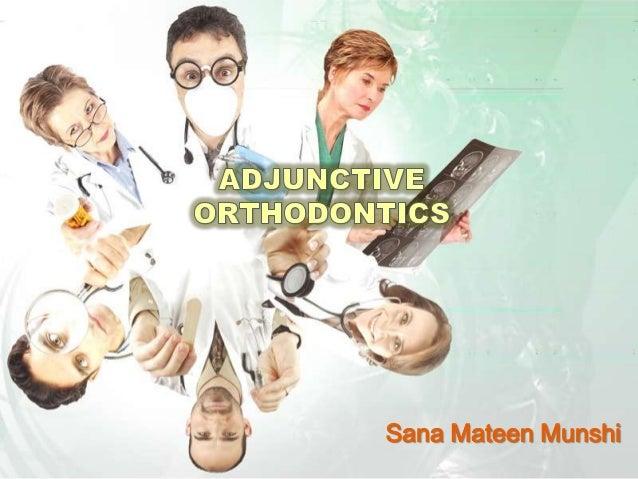 Adjunctive Orthodontics 2 (Without youtube animations)
