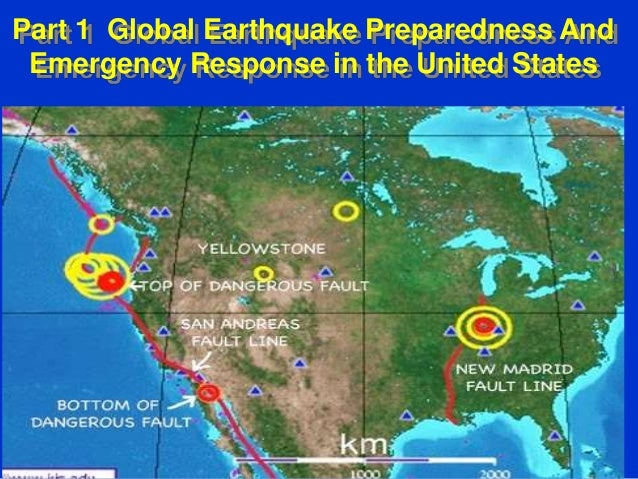 Part 1  Global Earthquake Preparedness And Emergency Response in the United States